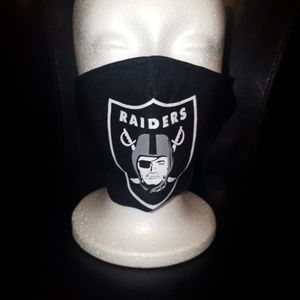❤NEW Las Vegas Raiders Face Mask❤